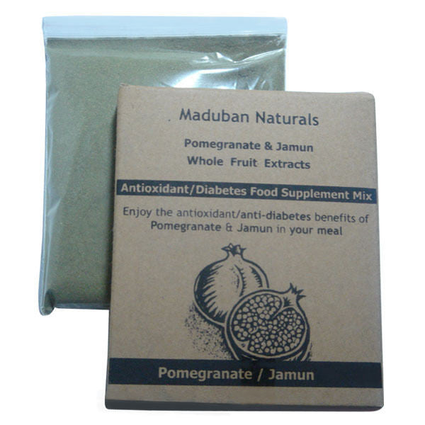 Maduban Naturals Antioxidant/Diabetic food supplement powder