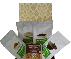 Naturally Yours Ayurvedic Gift Hamper