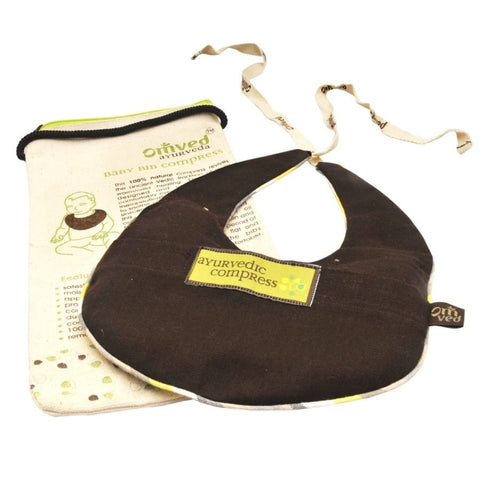 Omved Baby Bib Compress - 200 Gms