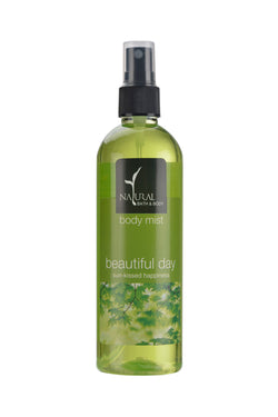 Natural Bath and Body Beautiful Day Body Mist 200 ml