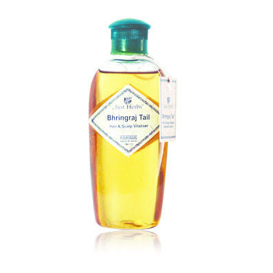 Just Herbs Bhringraj Oil (Tail) - 100 ml