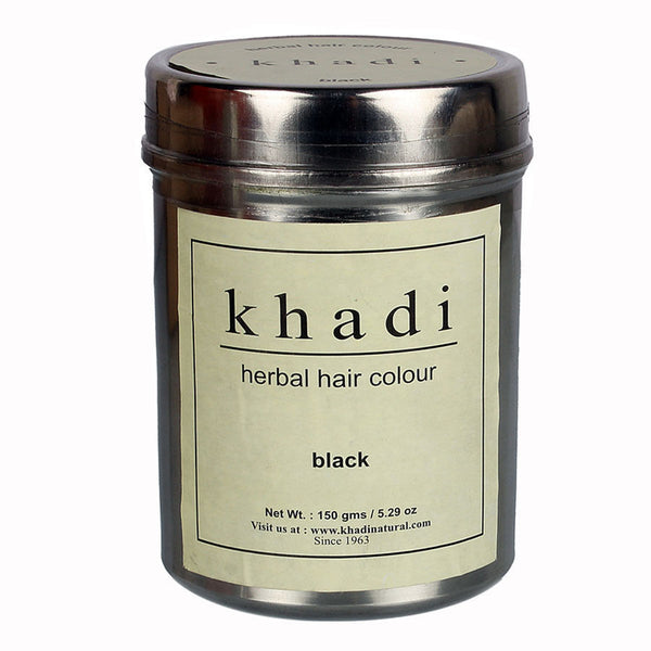 Khadi Herbal Black Henna - 150 Gms