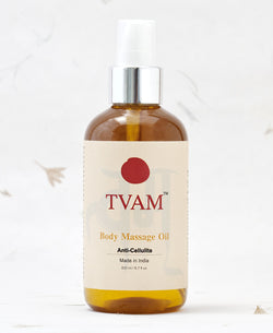 TVAM Body Massage Oil Anti Cellulite Maya 200mL