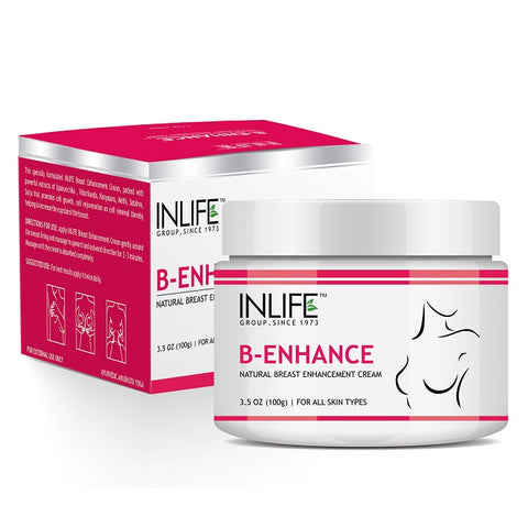 InLife Breast Enhancement Cream 100 gm