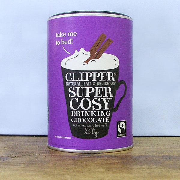 Clipper - Super Cosy Drinking Chocolate