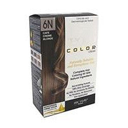 Aequo Color Cafe Cream Blonde Organic Hair Colour Kit - 160ml