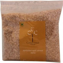 Conscious Food Sprouted Wheat Dalia 200Gms