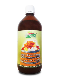 Dr. Patkar Apple Cider Vinegar Heart Remedy 1Lt