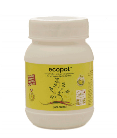 Ecopot - For Soil Nutrient Management and Plant Growth Promotion