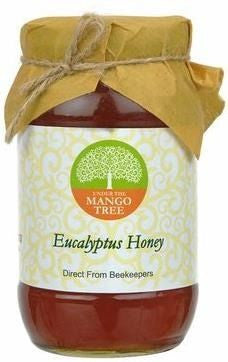 Under the Mango Eucalyptus Honey