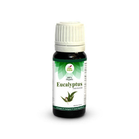 Vedic Delite Pure Eucalyptus Essential Oil 10mL