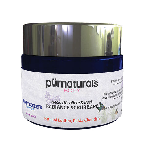 Pure Naturals - Extra Radiance Scrub Lape-30-grams