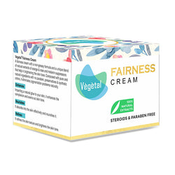 Vegetal Fairness Cream
