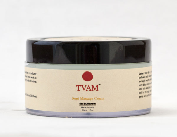 TVAM Foot Massage Cream 50Gms