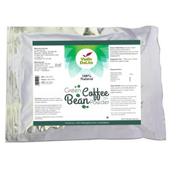 Vedic Delite Green Coffee Bean Extract Powder 100Gms