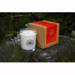 Indie Eco Candles - Geranium and Lavender Blossom - 360 Gms