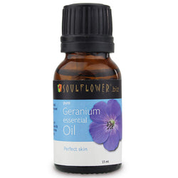 Soulfower Essential Oil Geranium - 15 ml