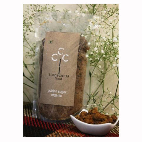 Conscious Food Golden Sugar