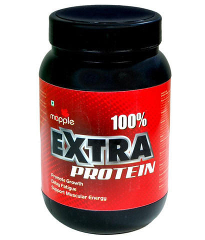 Mapple Extra Protein Whey Supplement 600Gms