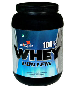 Mapple Whey Protein Supplement 600Gms