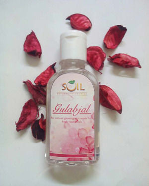 Soil Gulab Jal 50mL