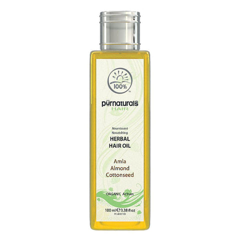Pure Naturals - Nourishing Hair Oil -100-ml