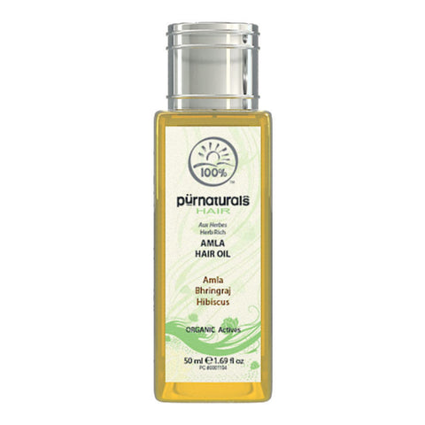 Pure Naturals - Herb Rich Amla Hair Oil-50-ml