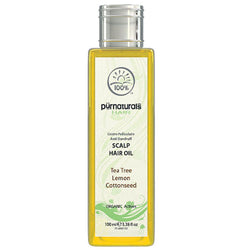 Pure Naturals - Anti Dandruff Hair Oil - 100 ml