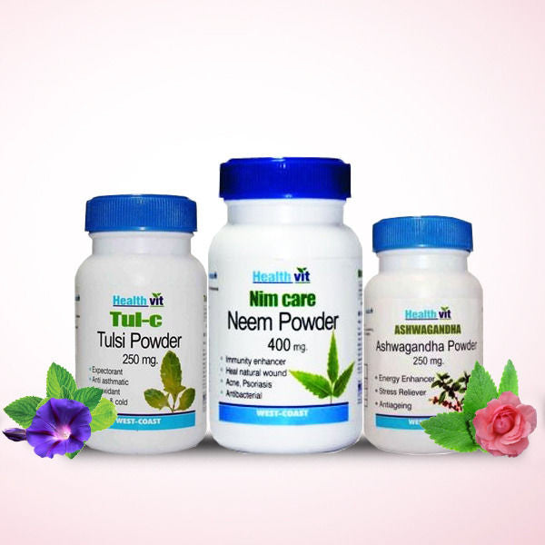 Healthvit - Health Supplement Kit Capsule