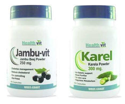 Healthvit Diabetic Care Kit Capsules