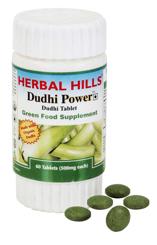 Herbal Hills Dudhi Power Bottle Gourd Veg 60 Tablets