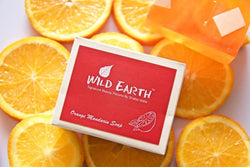 Wild Earth Exotic Orange Mandarin Soap 100Gms