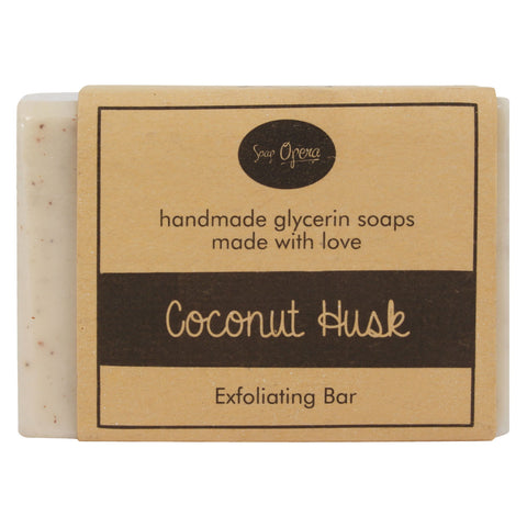 Soap Opera Exfoliating Soap-Coconut Husk 100 gm