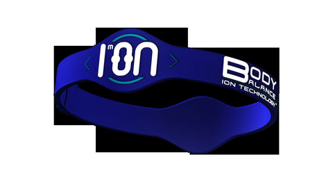 Body Balance Ion Energy Wristband Blue