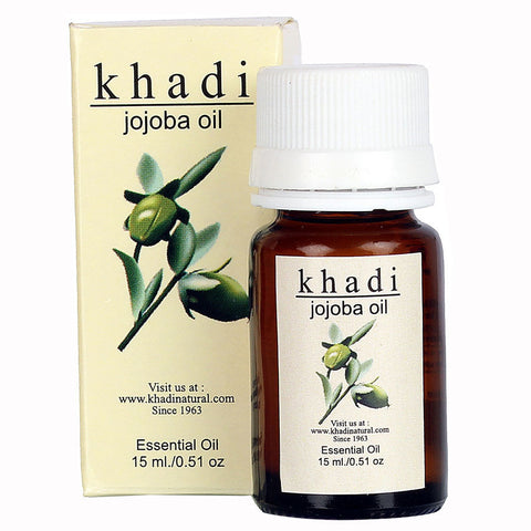Khadi Jojoba Oil - 15 ml