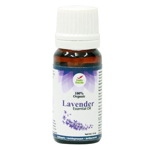 Vedic Delite Organic Lavender Essential Oil 10mL