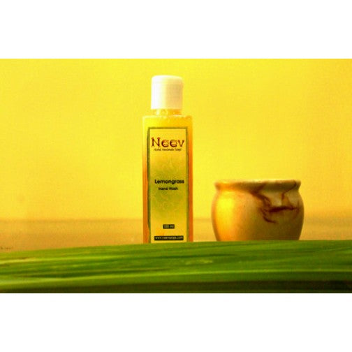 Neev Lemongrass Hand Wash