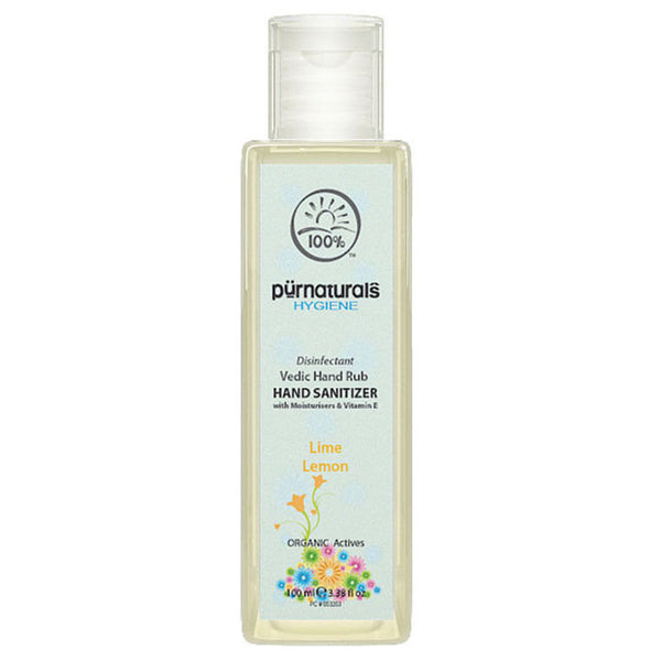 Pure Naturals - Lemony Hand Sanitizer-100-ml