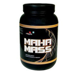 Mapple Maha Mass Whey Protein Supplement 600Gms
