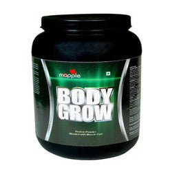 Mapple Body Grow Whey Protein Supplement 600Gms