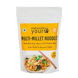 Naturally Yours Multi Millet Noodles 180gm