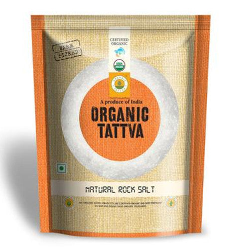 Organic Tattva Natural Rock Salt 500 gm