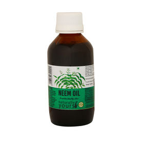 Naturally Yours Neem Essential Oil 100ml