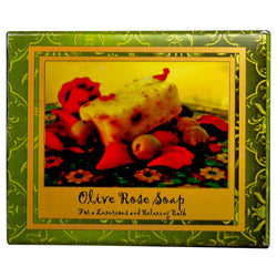 Neev Olive Rose Natural Handmade Soap