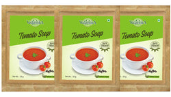 Vedantika Instant Tomato Soup Pack Of 3- 50 gm Each