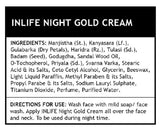 InLife Night Gold Cream 50 gm1