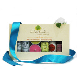 Natural Mantra - Organic Bath & Body Kit