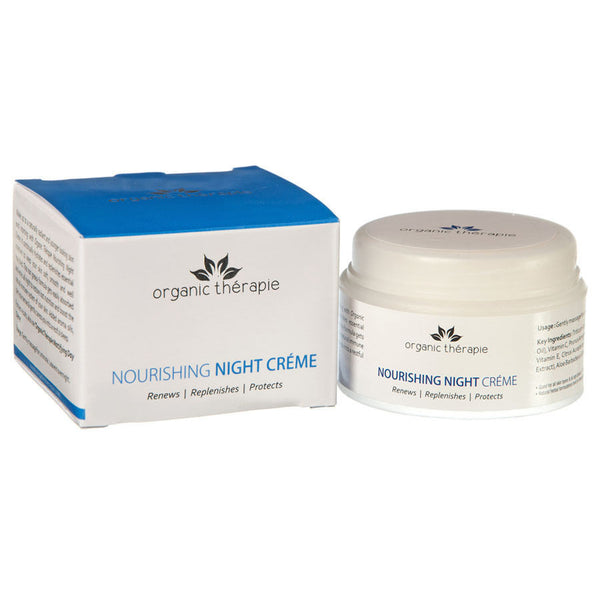 Organic Therapie - Nourishing Night Creme - 50 Gms