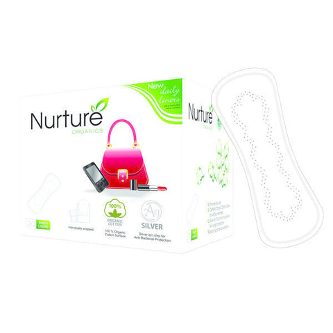 Nurture Chemical Free Panty Liners - 20 liners