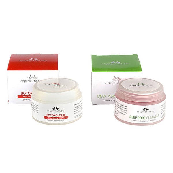 Organic Therapie Anti Wrinkle Combo